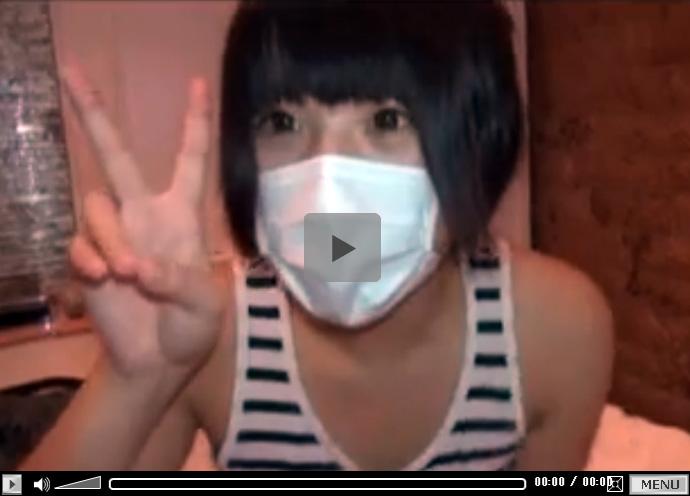【無修正セックス動画】セフレとのハメ撮りで生ハメ交渉…5ピストンだけ許可が下りて生チンポを挿入する