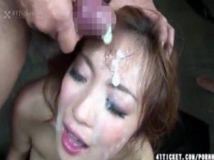 【無修正セックス動画】「永井あいこ」を集団凌辱…イラマチオで喉姦しぶっかけや連続中出しでザーメン漬けにする