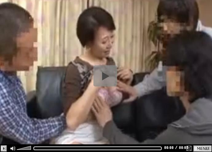 【セックス動画情報】六十路のおばさんのおまんこで筆下ろしをしてもらい生姦の中出しで脱童貞