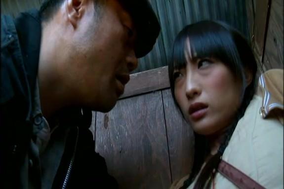 【セックスエロ動画】陵辱願望のある女が本当に陵辱されると号泣しながら後悔・・・