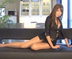 【セックスエロ動画】パイオツカイデーで美脚でエロさ100点なOLお姉さんのSEXYすぎるイメージビデオ||セックスエロ動画,未分類