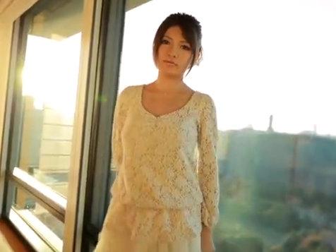 【セックスエロ動画】高級ホテルで極上姉さん桐谷ユリアと互いに求め合うねっとりなセックスでハッスル