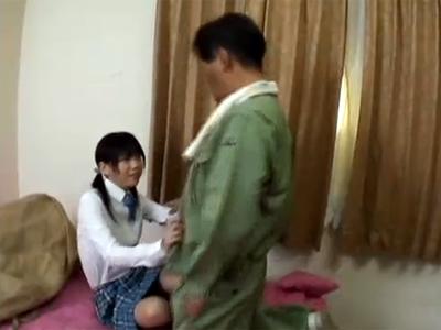 【セックスエロ動画】宅配業者と偽り女子高生宅へ押しいり拉致監禁してレ○プ・・・