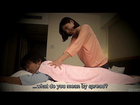 【セックスエロ動画】美人おばさんも仕事で疲れてるでしょとエッチな触り方したらスイッチ入って特別にセックスw