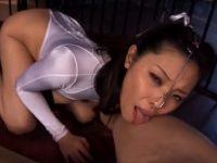 【AV女優セックス動画】ドM女「真白希実」が鼻フックや顔を踏まれて悦び喉奥やおまんこを犯される