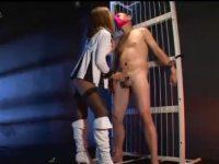 【セックスエロ動画】「ちんぽグリグリ気持ちいい?」ドスケベGALが心の底から楽しそうにM男イジメ