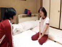 【セックスエロ動画】まさかのハプニングで修学旅行で同級生と種付けセクロス!